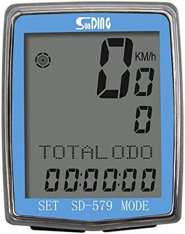 SUNDING SD-579A Velocímetro con Cable para Bicicleta y ATV ...