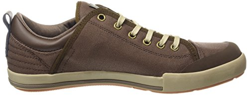 Baskets Merrell Ardoise Noire mode homme Brown Rant 5fqfrP