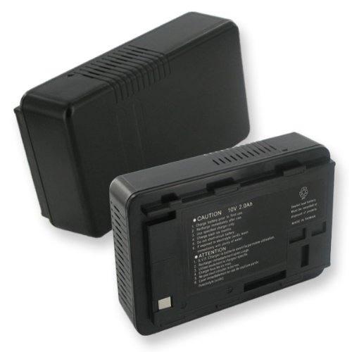 2000mA, 10V Replacement Battery for RCA CC-432 Video Cameras - Empire Scientific #EPP-142S by Empire Scientific