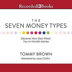 The Seven Money Types Audiobook