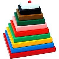 Little Genius Tower - Rectangle, Multi Color (Big)
