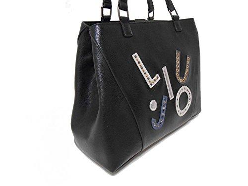Borsa Liu Jo Donna Shopping Idra Nera I3/22