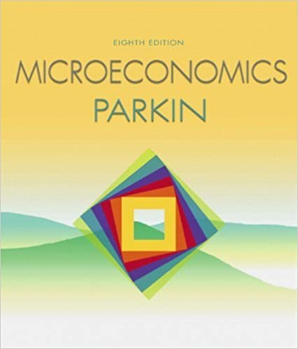 Book Microeconomics with MyEconLab plus eBook 1-semester Student Access Kit (8th Edition) by Michael Parkin (2007-06-25)