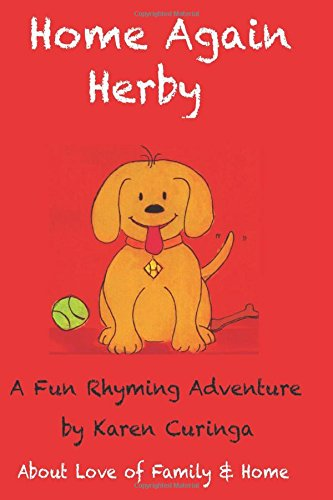 Download Home Again Herby: Rhyming Book About Love of Home and Family (Children's Books) pdf