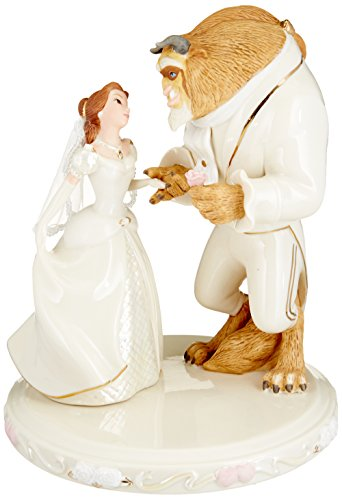Disney Wedding Cake Toppers (Lenox Belle's Wedding Dreams -)