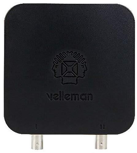 (Velleman PCSU200 USB Pc Oscilloscope and Signal Generator)