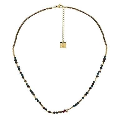 ZAG Bijoux Gold bead choker jtA8eHS