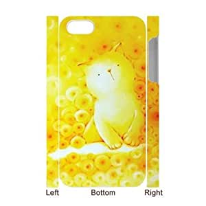 Animal CUSTOM 3D Hard Case for iPhone 5/5s LMc-93791 at LaiMc