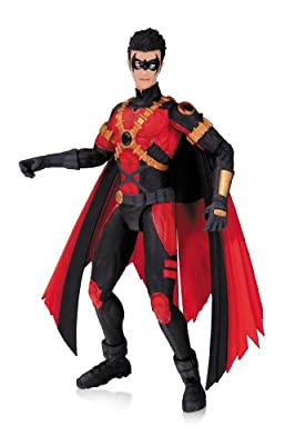 DC Collectibles DC Comics - The New 52: Teen Titans: Red Robin Action Figure