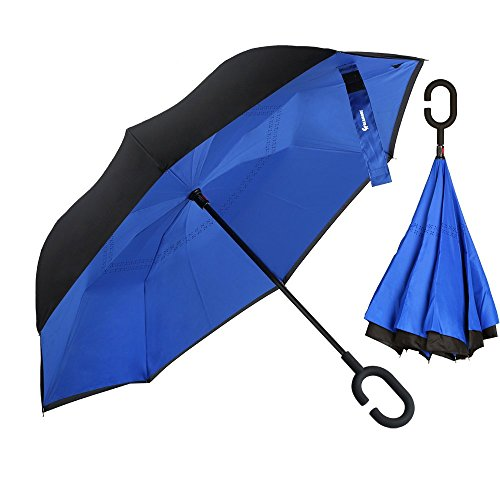 Glamore-Creative-Cars-Reverse-Umbrella-Double-Layer-Hands-Free-Inverted-Umbrella-Straight-Waterproof-Inside-Out-Travel-Umbrella-for-Car