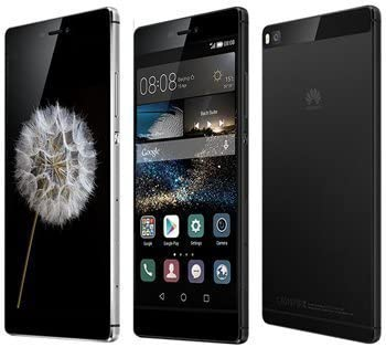 Huawei P8 Gra - Smartphone Libre Android (Pantalla 5.2