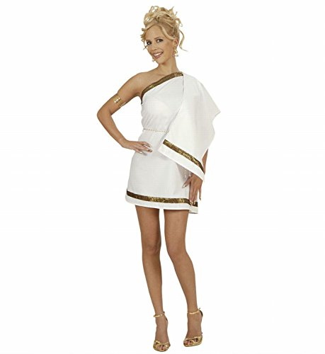 Ladies Greek Goddess Dreamgirlz Costume Large Uk 14-16 For Toga Party Rome