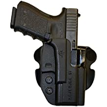 Comp-Tac Paddle Holster - Straight Drop