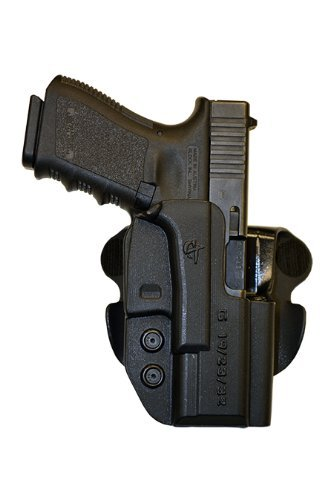 (Comp-Tac Paddle Holster - Straight Drop - Right - Glock 9/40/357 Slide)