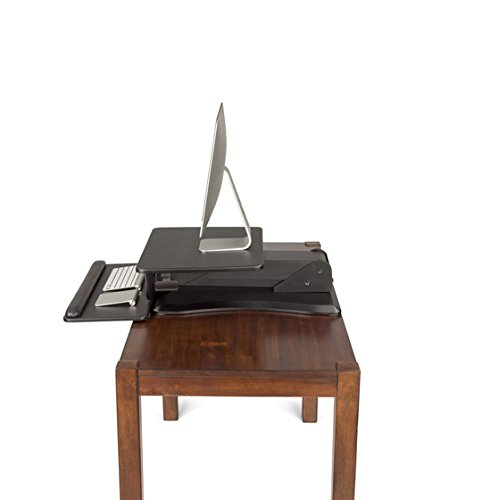 Amazoncom Riser Standing Desk Converter by UPLIFT Desk Kitchen