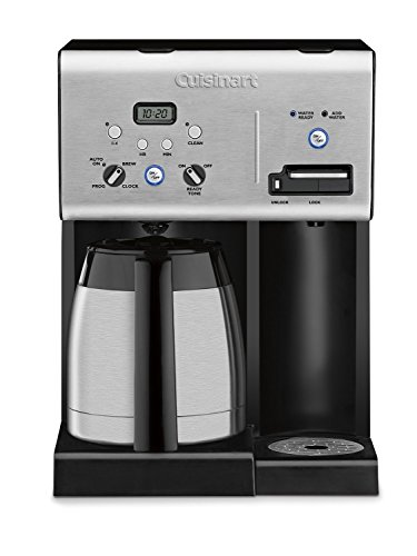 Cuisinart CHW-14 Coffee Plus 10-Cup Thermal Programmable Coffeemaker and Hot Water System (Cuisinart Coffee Makers 14 Cup compare prices)