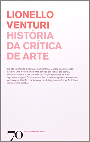 História da Crítica de Arte