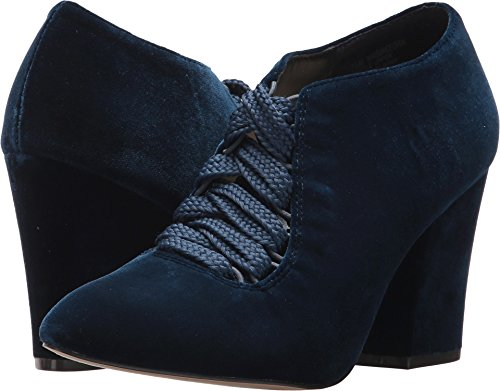 Navy Fabric Black Suede Navy Black Sweeorn Nine Women's West Suede qf8Rfw