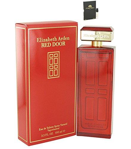 Allure Homme Sport After Shave (Red Door Perfumê E L I Z A B E T H Arden Eau De Toilette Spray For Women 3.3 oz.100 ml. + a Free! CS 0.05 oz)