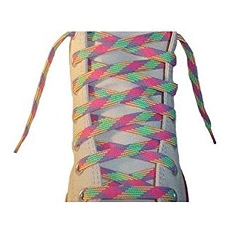 Print Shoelaces - Flat Shoelaces 3/8