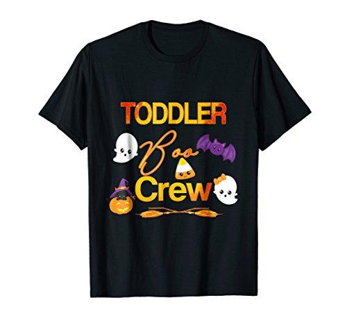 Halloween Daycare Shirt Cute Toddler Boo Crew Teacher Kids ()