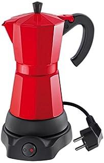 Amazonde Bestron Aes480 Espresso Kocher Aluminium Rot