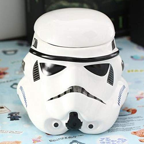 Storm Trooper - Wars Darth Vader Knight Storm Trooper Helmet Mug Ceramic Cup White - Accessories Air Real Series Toddler Guns Balloons Nerf Electronic 888572