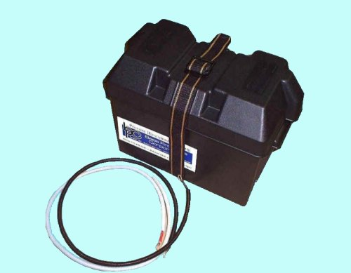 Hydropump Dual Battery Case by Base Products Corporation