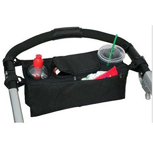 Dagne Pushchair Stroller Buggy Cup Bottle Drink Food Holder Storage Bag Organiser(HG0012)