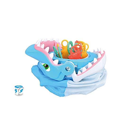 Oldeagle クリエイティブ 面白いサメのバイトゲーム おもちゃ 子供用 ファミリーインタラクティブボードゲーム 大人用