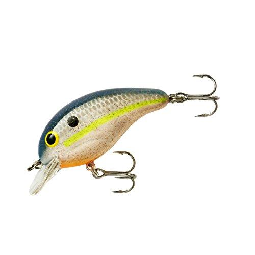 Bandit 1KSB02 100 Series 1/4-Ounce Crank Bait Fishing Lure, Tennessee Shad Finish