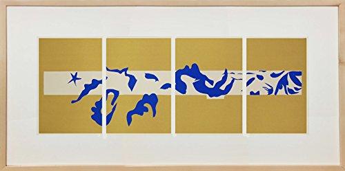 Art La Piscine Original Henri Matisse Lithograph Fine