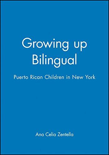 Growing up Bilingual: Puerto Rican Children in New York