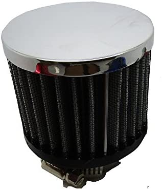 Stainless Steel 38mm XtremeAuto/® Air Vent Breather Mesk Intake Filter
