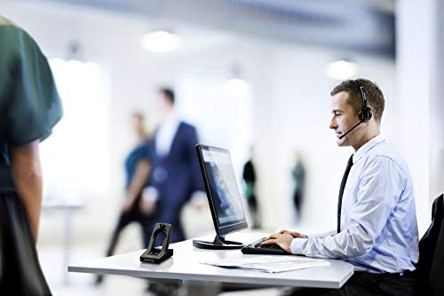 Sennheiser SD PRO2 - Deskphone Cordless Headset with Avaya EHS Adapter | Compatible Phones: 2420, 5420, 4610, 4610SW, 4620, 4620SW, 4621, 4621SW, 4622, 4622SW, 4625, 4625SW, 4630, 4630SW, 5610, 5620, by Sennheiser (Image #5)