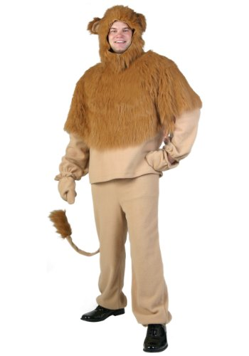[Fun Costumes Storybook Lion Costume Small] (Cowardly Lion Costumes For Adults)