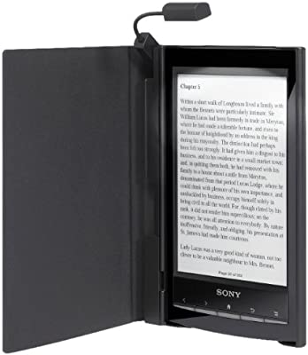 Sony PRSACL10B.WW2 - Funda con luz negra para ebook reader, color ...