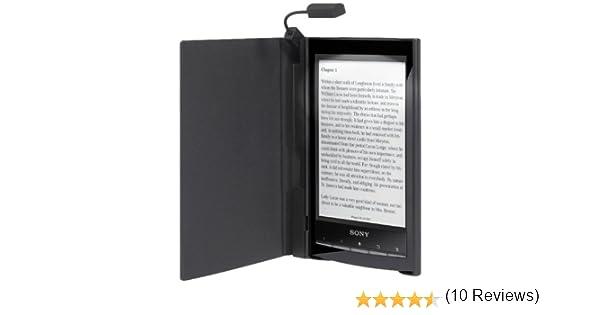 Sony PRSACL10B.WW2 - Funda con luz negra para ebook reader, color ...