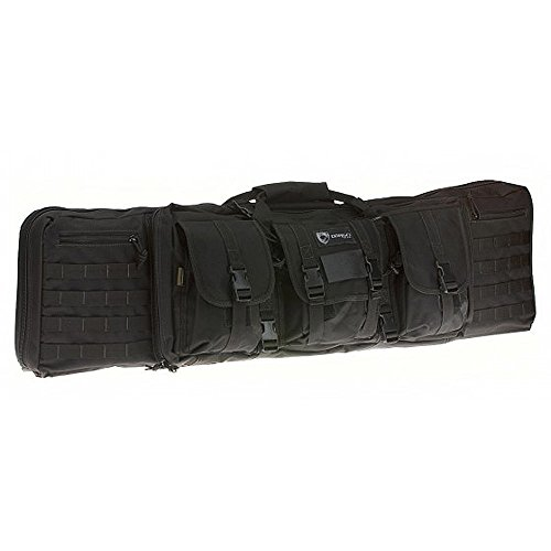 Drago Gear Tactical Single Gun Case Black OPS, DRAGOGEAR Tactical Single Gun Case Black, One ()