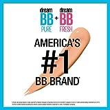 Maybelline Dream Pure BB Cream, Light/Medium, 1