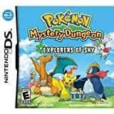 Pokemon Mystery Dungeon: Explorers of the Sky