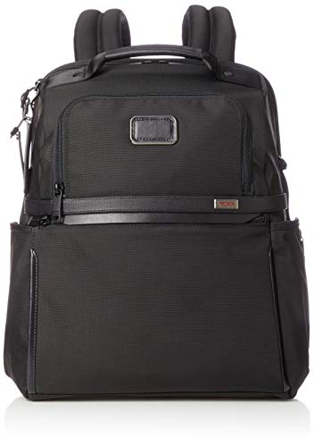 Tumi Unisex Alpha 3 Slim Solutions Brief Pack¿ Black One Size