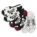 Vans, Polka Dots Canoodle Socks, 3 Pack, Assorted - Women (6.5-10)