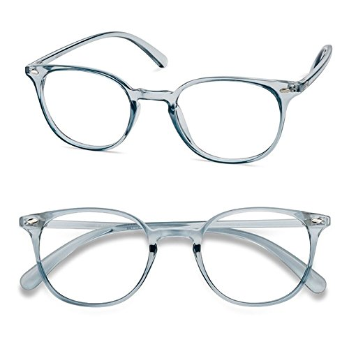 VG Computer Glasses/Blue Light Blocking Glasses,Filter UV420,Anti Reflection ,Anti-Eyestrain,No - Glasses No Magnification