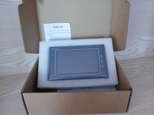 (4.3 inch HMI touch Screen Samkoon SA~043F SA-4.3A with programming cable and software)
