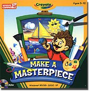 Price comparison product image Crayola Make A Masterpiece
