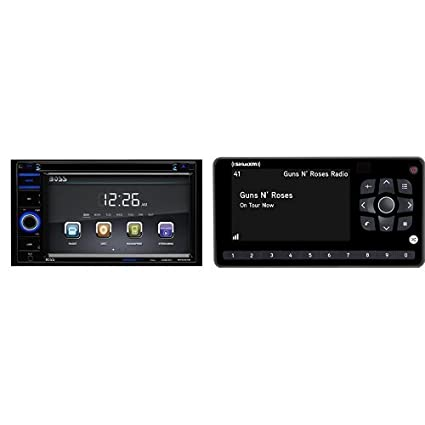Amazon com: BOSS Audio Double Din, Touchscreen Bluetooth Car Stereo