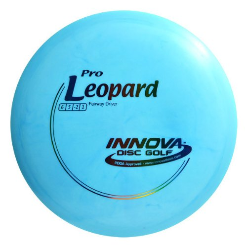 (Innova Disc Golf Pro Leopard Golf Disc, 165-169gm (Colors may vary))