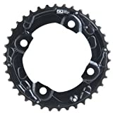 SHIMANO SLX M675 10-Speed Bicycle Chainring (38T/104mm - AK)