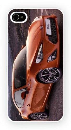 Toyota GT86 Copper, iPhone 6+ (PLUS) cas, Etui de téléphone mobile - encre brillant impression